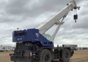 2013 Tadano GR-1000XL Rough Terrain Crane