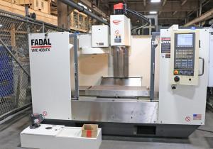 fadal vertical machining center  model: vmc 4020fx, new: 2007
