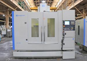 bridgeport vertical machining center