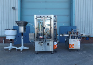 Tirelli Monoblock Filler/Capper