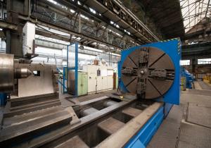 Skoda SUT 200 CNC Lathe