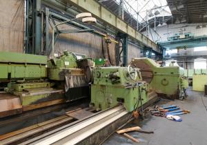 Skoda W180NC CNC Horizontal Boring Machine
