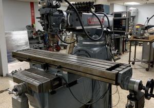 Clausing-Kondia Model Fv300 Heavy Duty Vertical Knee Mill