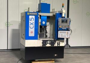CNC machining centre  Huron CX5 VMC 450 x 350 x 300 mm