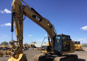 2015 Cat 320Elrr Track Excavator