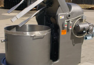 100 Gallon Day Pony Mixer, Stainless Steel