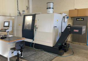 CNC turning lathe SPINNER - TC 800 110 Ø 450 x 900 mm C-Axis  6415