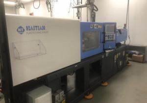 Haitian 135-Ton Plastic Injection Molding Machine 2010