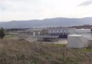 60 MW Wartsila 20V34SG Natural Gas Power Plant With Warranty