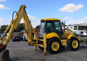 Backhoe Loader New Holland Lb115-4Ps Used