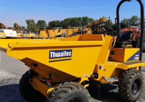 Mini Dumpers Thwaites Mach 573 Used