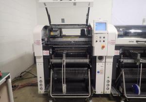 Panasonic NPM-W (NM-EJM2D) Placement Machine (2012)