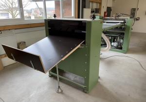 Perondi / Crathern  IA 830 + C 800  Gluing/Laminating machine, case maker
