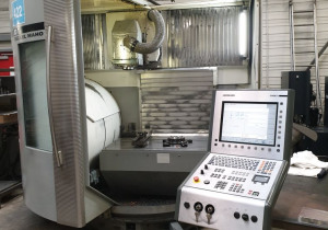 Centre D'usinage 4 Axe DMG DMU 80 T iTNC 530 24.000 Tr/min