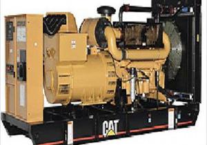 Cat C18 Generator Set