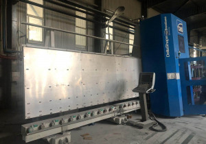 CMS Deltashape Vertical Arising Glass Grinding Machine