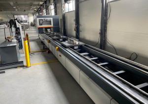 Centre d'usinage aluminium Elumatec SBZ 140