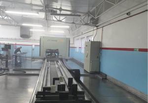 Centre d'usinage Emmegi Satellite XT 15500
