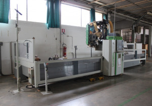 BIESSE WORKING CENTER MOD. UNIWIN - ON SALE