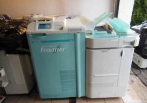minilab Fuji Frontier 570R , LP5700R , Bj. 2013