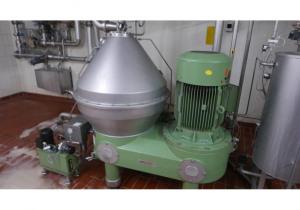 Separator WESTFALIA Type GSE 125-06-777