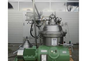 Separator WESTFALIA Type SA 64-47-076