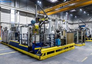 Italpresse IP 1350 SC (Al alloy) Die Cast Machine