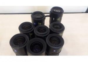 Used Arri Master Anamorphic Set (Used_2) - Cinematography Lens