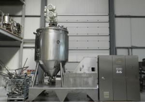 Vacuum Processing Plant DISHO KORUMA VP 180/3300