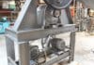30 CFT. GEMCO DOUBLE CONE BLENDER