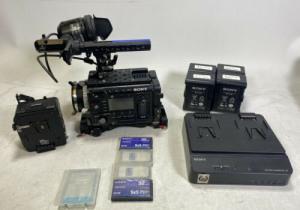 Sony PMW F55 camera