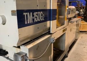 Horizontal Injection Mold TM150G2