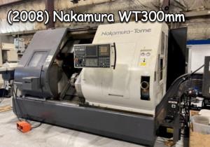 Nakamura WT-300 MM Lathe - CNC 2008