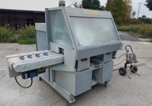 Renzo Borgonovo Spruzzatrice SM93 Lineal Spray Machine (USED, 2000)