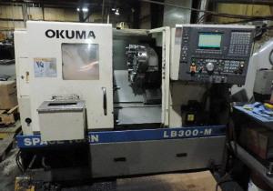 OKUMA L-300-M, OKUMA OSP-U100