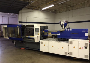 Horizontal Injection Mold  BS320