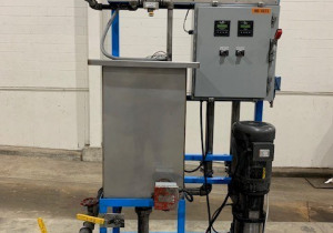 Arbortech Washer Washer WWPro 15/7.5 Wastewater Recycling System | 165 - 550 GPD