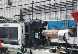 Used 505 Ton Cincinnati Milacron Elektron 500 All-Electric Injection Molding Machine