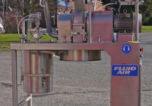 FLUID AIR TYPE 003 MICRONISING MILL