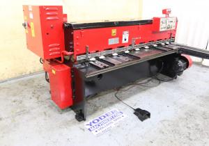 """6' X 1/8"""" Amada Model #M2032 Hydraulic Power Shear"""