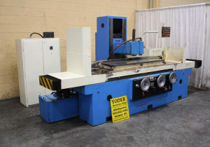 "16"" X 59"" Tos Model Brh-40U Hydraulic Surface Grinder:"