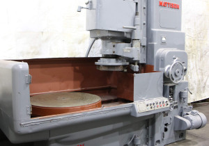 "42"" Mattison Rotary Surface Grinder:"