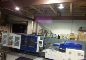 Horizontal Injection Mold BS650