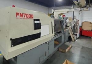 Horizontal Injection Mold FN7000
