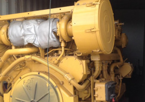 Caterpillar 3508 New marine engines with gear box