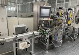 Uhlmann Cartoner Packaging Line
