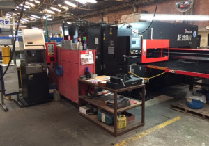 AMADA  AE 2510 NT PUNCHING MACHINE