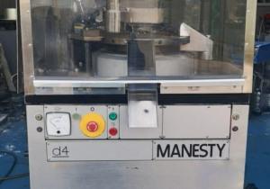Manesty D4 20 Station Rotary Tablet Press