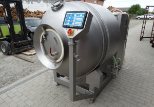 Meat Tumbler With Cooling Nowicki