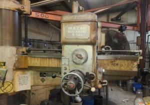 Mazak Holemaster Radial Drill